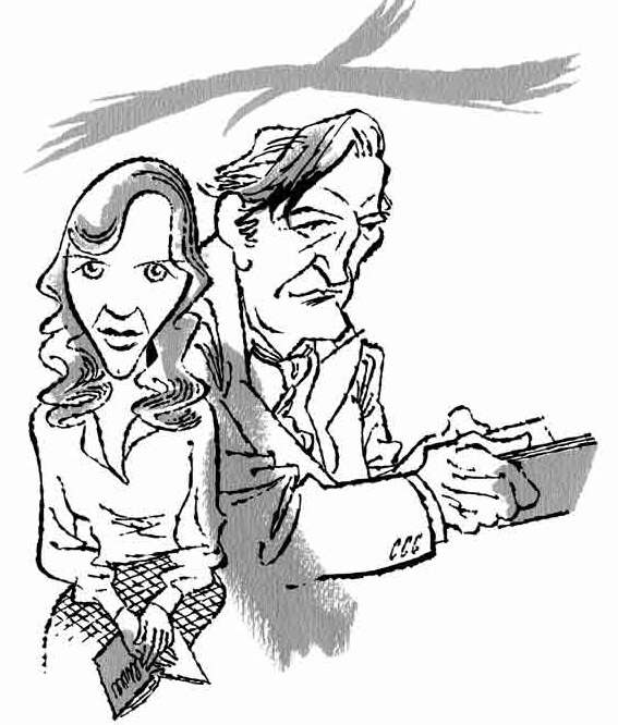 Slyvia Plath and Ted Hughes